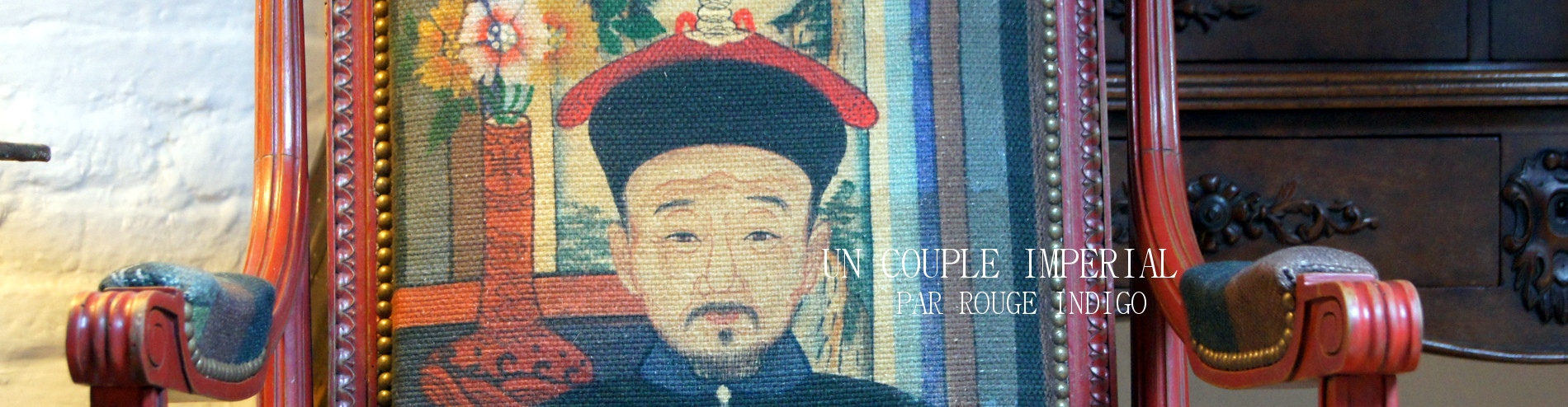 Un couple imp�rial par Rouge Indigo
